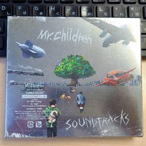 Mr.Children20枚目のアルバム「SOUNDTRACKS」
