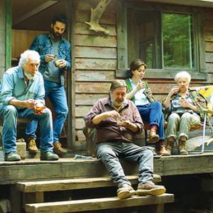 カナダ映画「やすらぎの森」