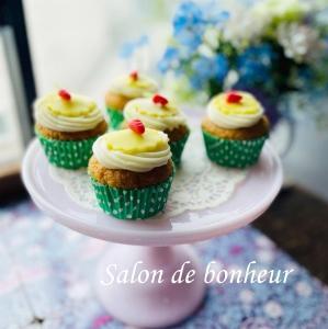 英国菓子:キャロットケーキ♪