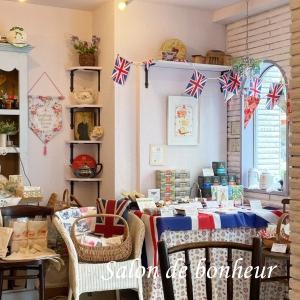 クランペットランチを♪@Tiny Toria Tearoom