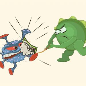 新型コロナウイルスは想像以上にズル賢い?