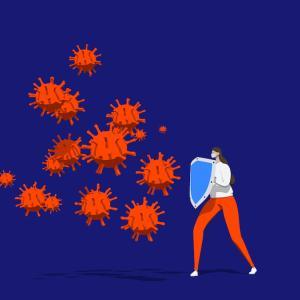 「シールド免疫」で新型コロナ拡大と経済破綻の両者を阻止?