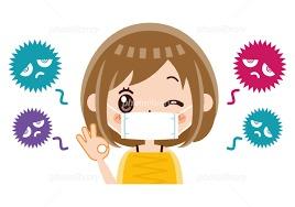 【マスクで肌荒れする原因と対策方法】について・・