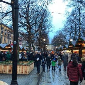 おとぎの国のクリスマスマーケット