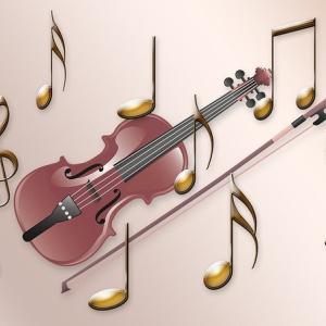 楽しく弾いてみようバイオリン