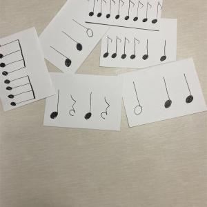 ピアノを楽しく弾きたい幼児に、分かりやすくリズム指導を…
