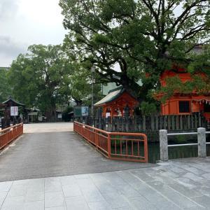 個人的に与賀神社の左側にある佐賀恵比須神社が気になるかな。