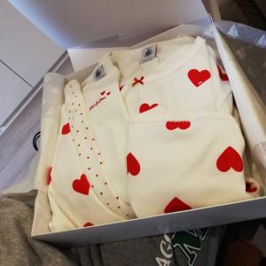 【プチバトー】贈り物に!プチバトーの贅沢肌着&パジャマ