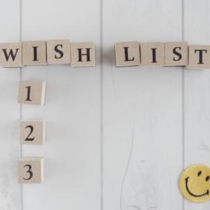【ウィッシュリスト】夫婦関係|願い・願望|相互理解を深める方法|ケンカの仲直りにも