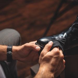 【必見!】革靴を長持ちさせよう!!正しいメンテナンス方法
