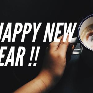 【Happy new year!】あけましておめでとうございます!!