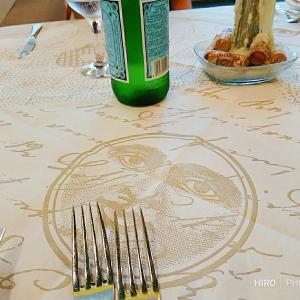 マルタ料理をゴゾで食す🐇
