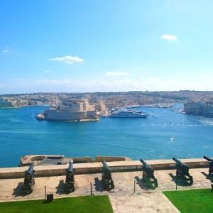 マルタのお気に入り癒しスポット(Valletta)