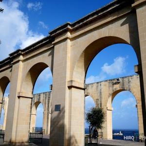 マルタのお気に入り癒しスポット2(Valletta)
