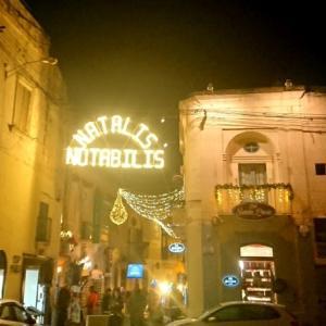 マルタのクリスマス~ラバト~