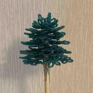 【クリスマス】ビーズツリーの作り方!6段目までのまとめです!【手作り】