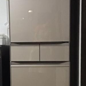 冷蔵庫の買い替え ついでにトースターも。
