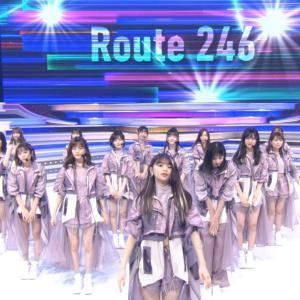 【乃木坂46】実況 TV初披露『Route 246』画像まとめ 素敵でしたね【Mステ】