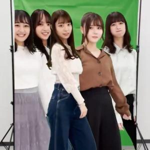 【乃木坂46】3期生 一緒に踊りましょ〜.動画 残りは麗乃と桃子か