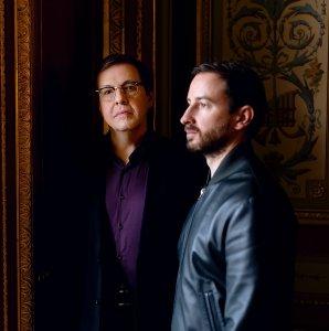Max Cooper&Bruce Brubaker:新作アルバム『Glassforms(グラスフォームス)』について