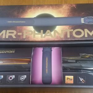 美容師おススメのヘアアイロン MR-PHANTOM