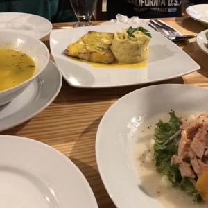 ペルー料理は意外と美味しい