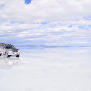 やっぱり絶景だった ウユニ塩湖