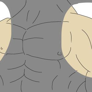 筋トレ日記 肩のトレーニング20805