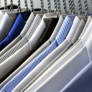 ワイシャツのクリーニング、自宅で洗う場合、時短方法について