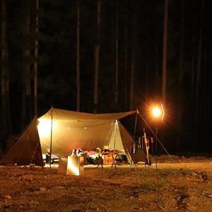 10週間ぶりの開放感、自粛明けキャンプ