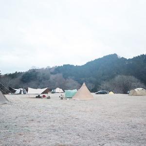 朝起きたらパリパリやん!ラストキャンプ at 大川