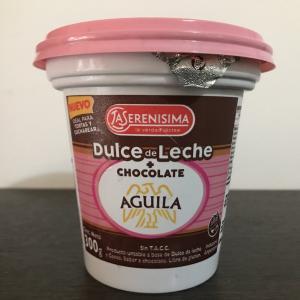 チョコ味のドゥルセ・デ・レチェはやはりドゥルセ・デ・レチェだった。