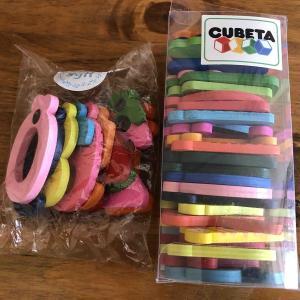 幼稚園のクラスから娘の誕生日プレゼントが届いた!