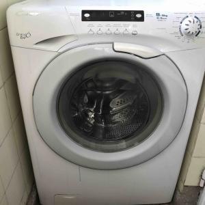 洗濯機が直った!!