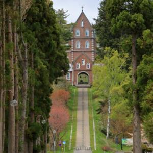 もう北海道のことは書かないと宣言したけどトラピスト修道院のことを少しだけ