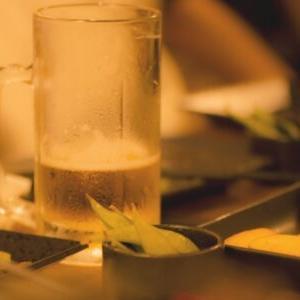 アルコール分解酵素を持っていないけど生ビールが美味そう