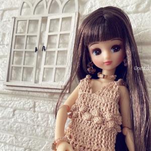 簡単に作れてカワイイ!リカちゃんのネックレスとブレスレット♡