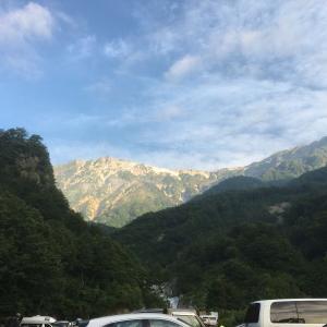 過去記事 夏の白馬岳①