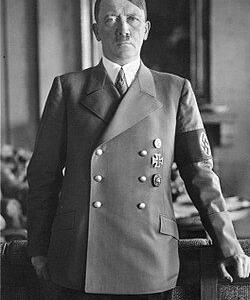 ヒトラー生存説