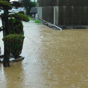 【7月6日の九州大雨。】