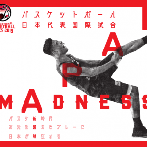 日本代表観戦記2019夏 男子・日本vsチュニジア 女子・日本vsチャイニーズ・タイペイ (おまけ)男子・ドイツvsチュニジア 