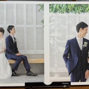 フォトバック(Photoback)で作った手作り結婚アルバム《フォリオ》の口コミ