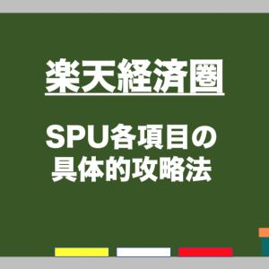 【楽天経済圏】SPU最大16倍!効率的かつ実現可能な攻略方法
