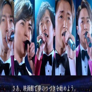 嵐のライブ映画【Record of Memories】が、11月に日本で公開♪