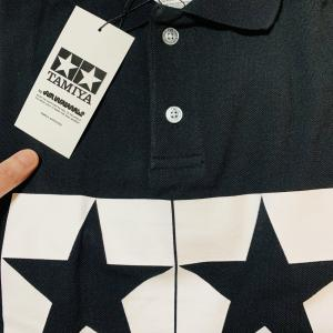 My favorite high brand TAMIYA this year's summer new arrival polo shirt get daze.