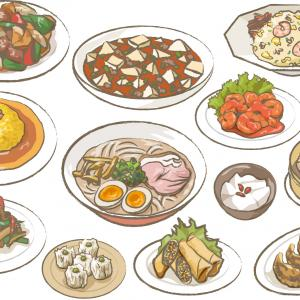 *要注意事項* 中国の食事で気を付けること