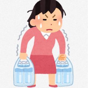 水と生産性【今週のお題】