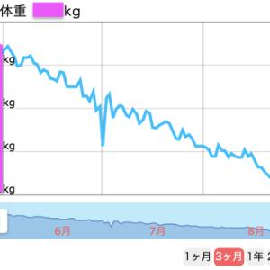 【50代】たった3ヶ月で体重ー7Kg★体脂肪率ー4.2%達成!!