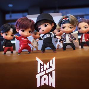 BTS「TinyTAN(タイニータン)」とは何?どのキャラクターが誰がまとめてみた。