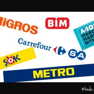 【失敗なし】トルコ旅行のバラマキ土産はスーパーマーケットで買おう!まとめ6選